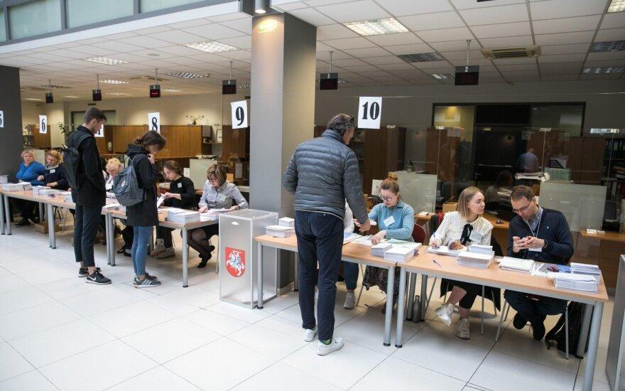 Выборы в Литве: начинается голосование на дому, пятый день досрочного голосования