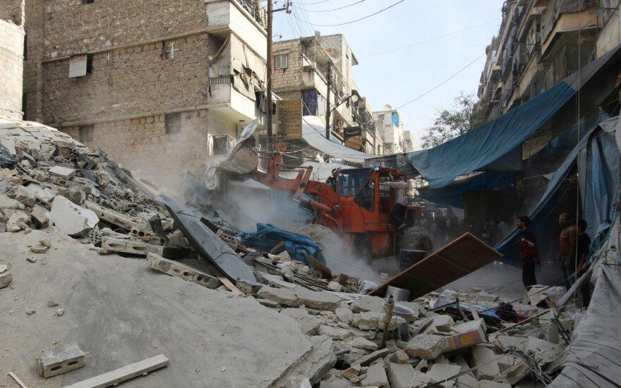 Наблюдатели: 90% Алеппо перешло под контроль сирийской армии