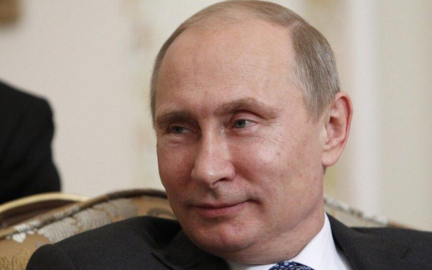 Kandydaturę Władimira Putina wysunięto do Nagrody Nobla