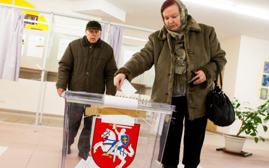 Явка: к 10 часам проголосовали 5,3% избирателей