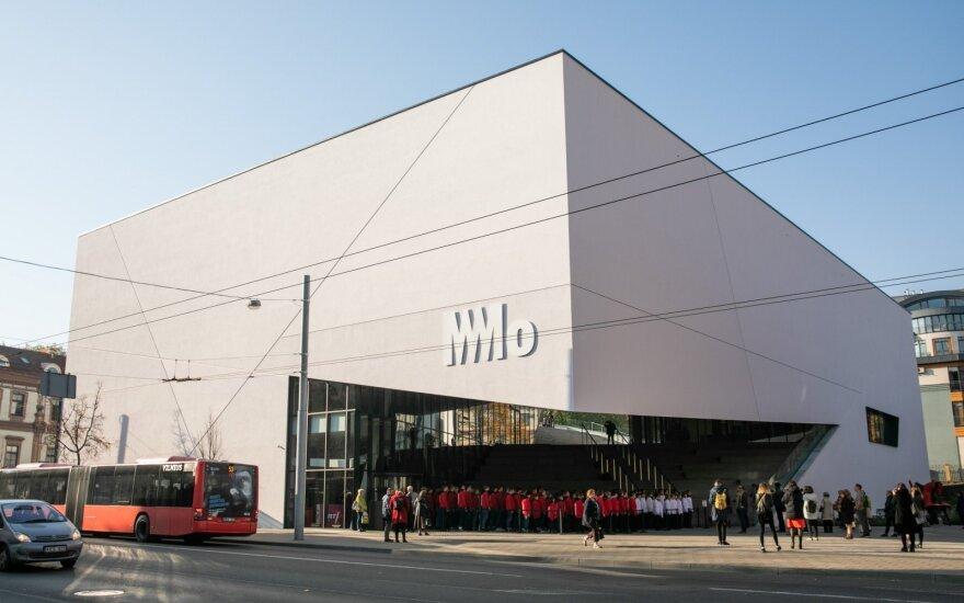 В Вильнюсе открывается частный музей современного искусства MO