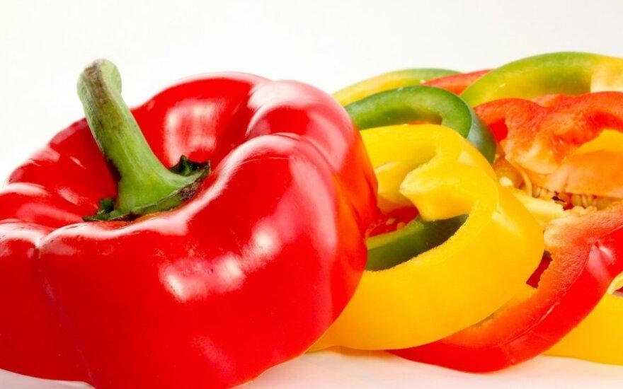 Болгарский перец: полезные свойства