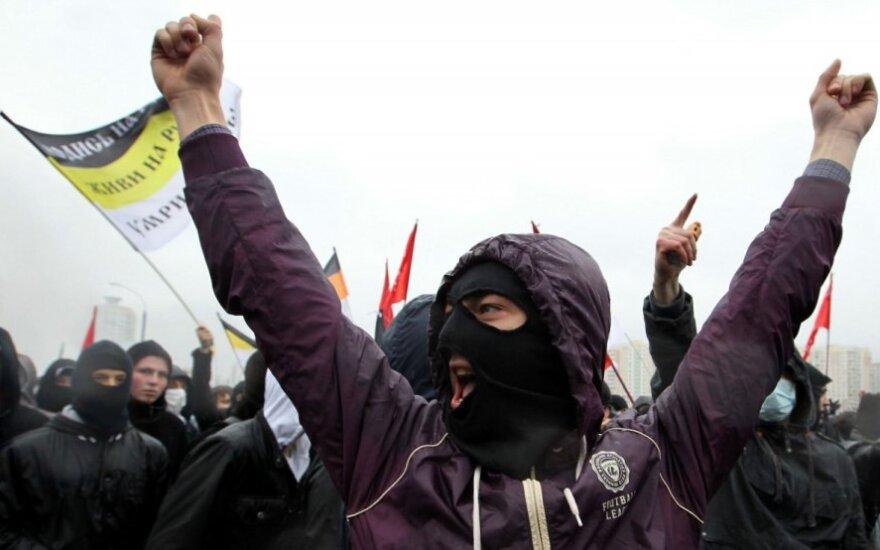 День народного единства Москва отметит шествиями и митингами