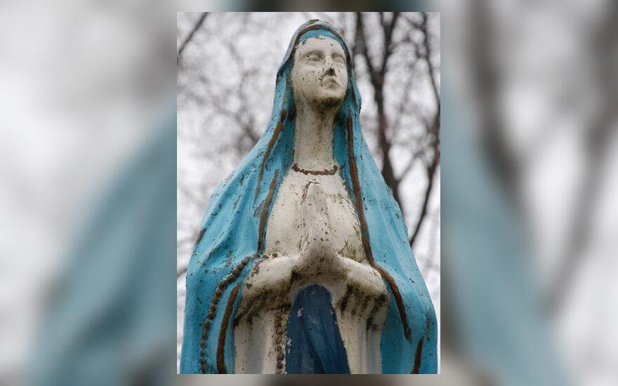Švč. Mergelė Marija, religija