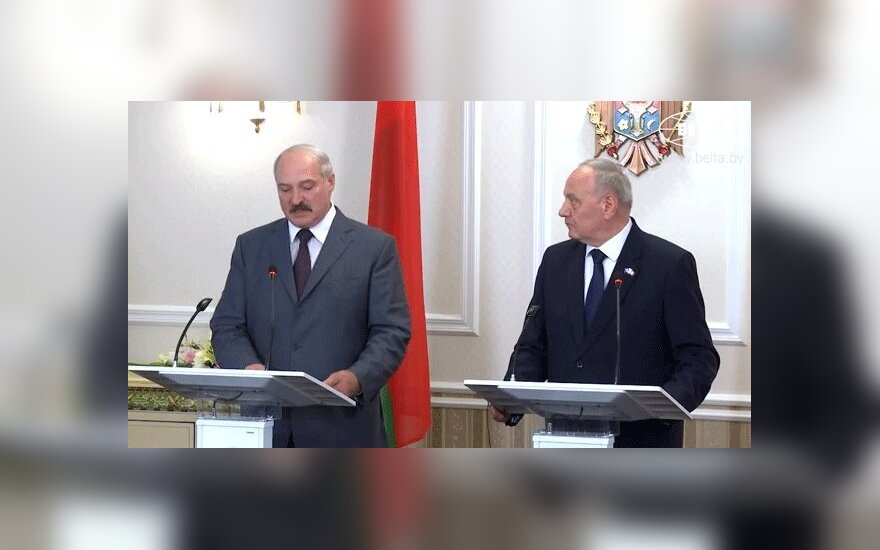 Лукашенко о соглашении Молдовы с ЕС: не надо драматизировать