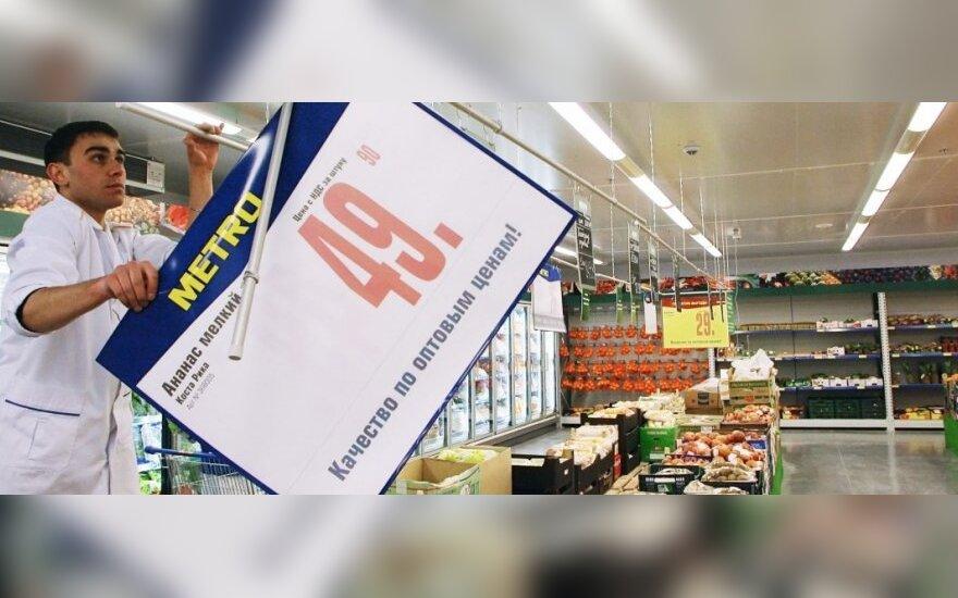 Рост цен и страны бывшего СССР: лидирует Украина, Литва - в конце списка