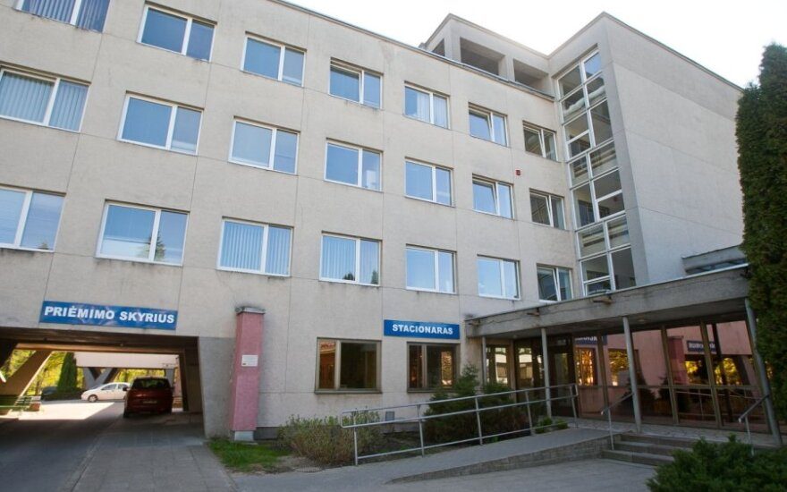 Мэрия обсуждает реорганизацию Вильнюсской клинической больницы