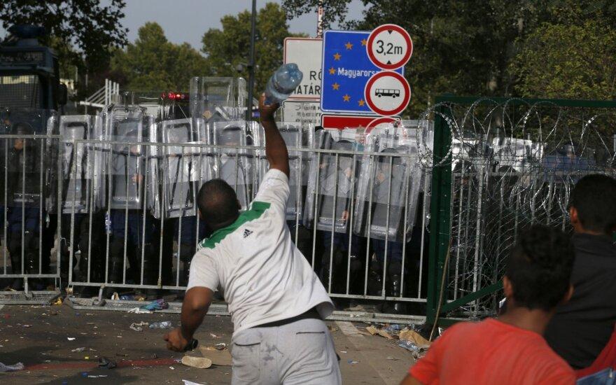 Венгрия не кормит мигрантов, которым отказано в убежище
