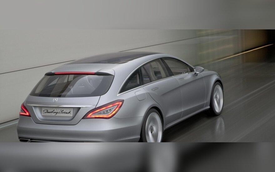 Тест-драйв: возвращение пионера Mercedes-Benz CLS