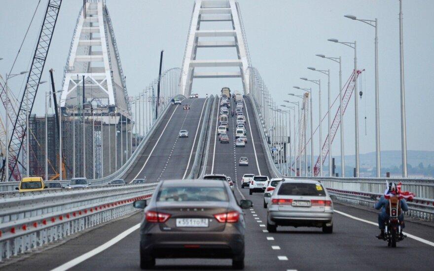 Мост через Керченский пролив спас Крым от падения туристического потока
