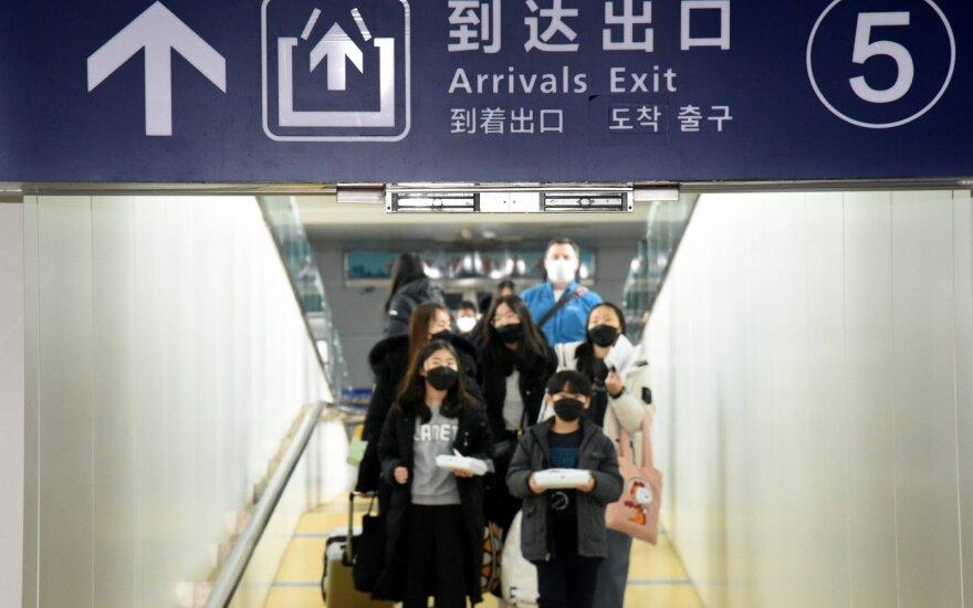 Из-за коронавируса МИД Литвы не рекомендует посещать южно-корейские города