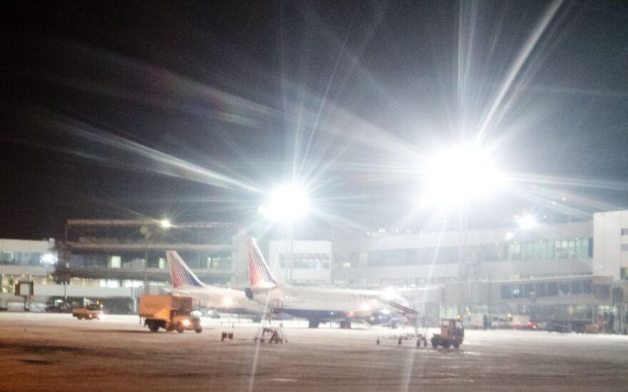 В Домодедово задержаны рейсы в Турцию и Египет
