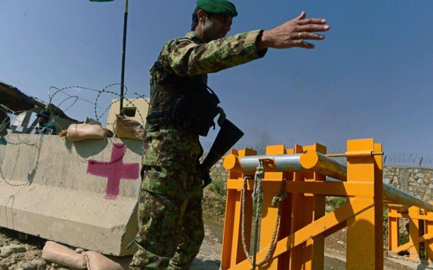 Кабул и Вашингтон подписали соглашение о безопасности