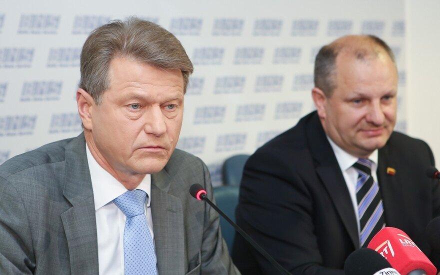"""Глава ГИК Литвы: можно поднимать вопрос о всем списке партии """"Порядок и справедливость"""""""
