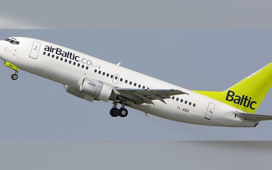 Для спасения airBaltic требуется около 440 млн. литов