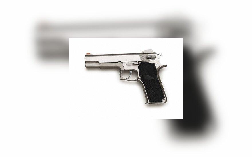 В Клайпеде в комиссариате застрелился следователь
