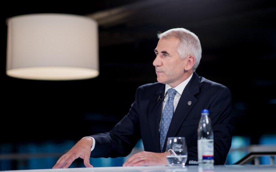 Ушацкас не видит прямой военной угрозы странам Балтии со стороны России