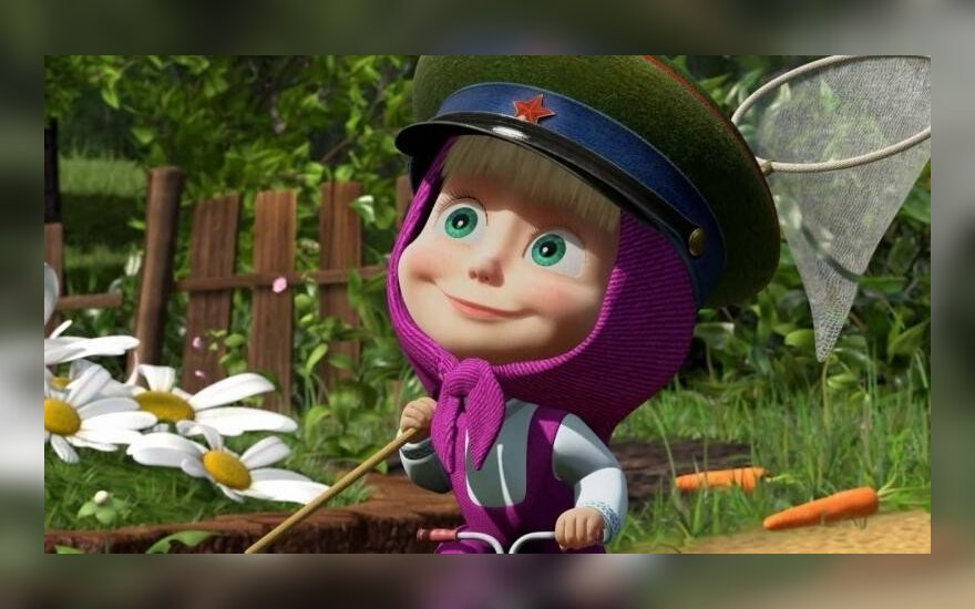 Аркадий Бабченко: Маша - это маленькая Скабеева