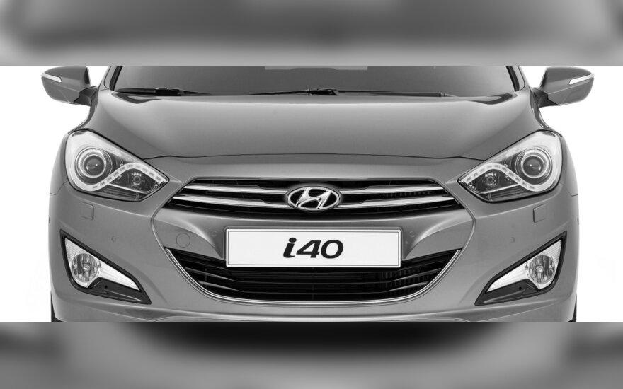 Корейцы порадовали дизайном нового Hyundai i40