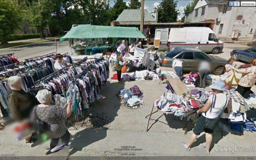 Налоговые инспекторы используют Google Maps Street View