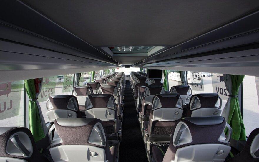 Nauji TOKS autobusai