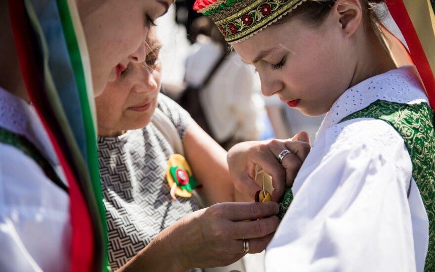 На литовском Празднике песни прозвучит тысяча музыкальных произведений