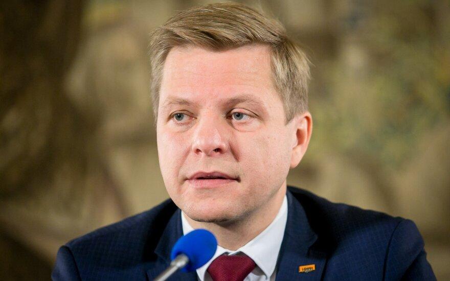 """Шимашюс: трудно представить, что мы войдем в коалицию с """"крестьянами"""""""