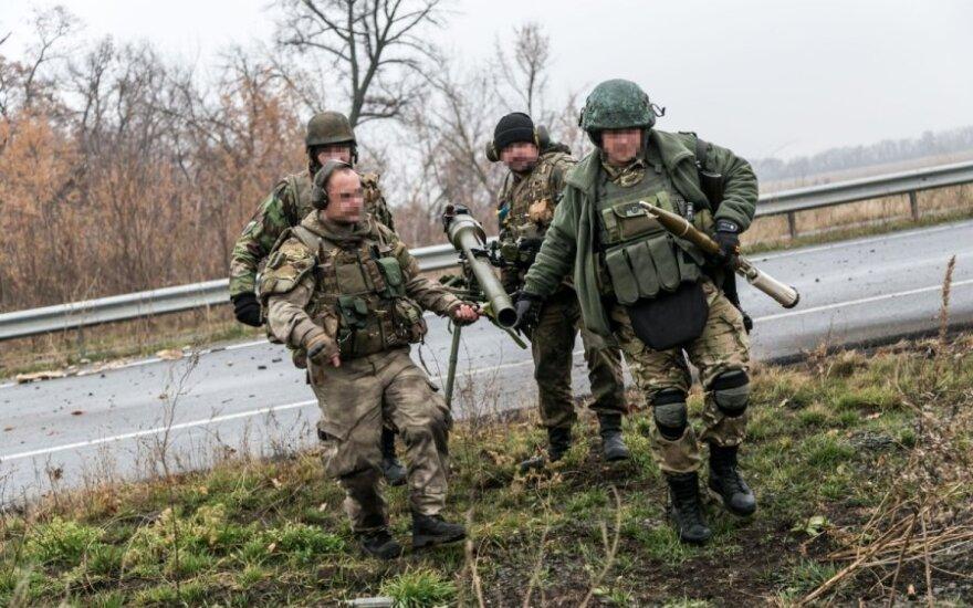 """Вооруженным представителям """"Правого сектора"""" предлагают сдаться"""