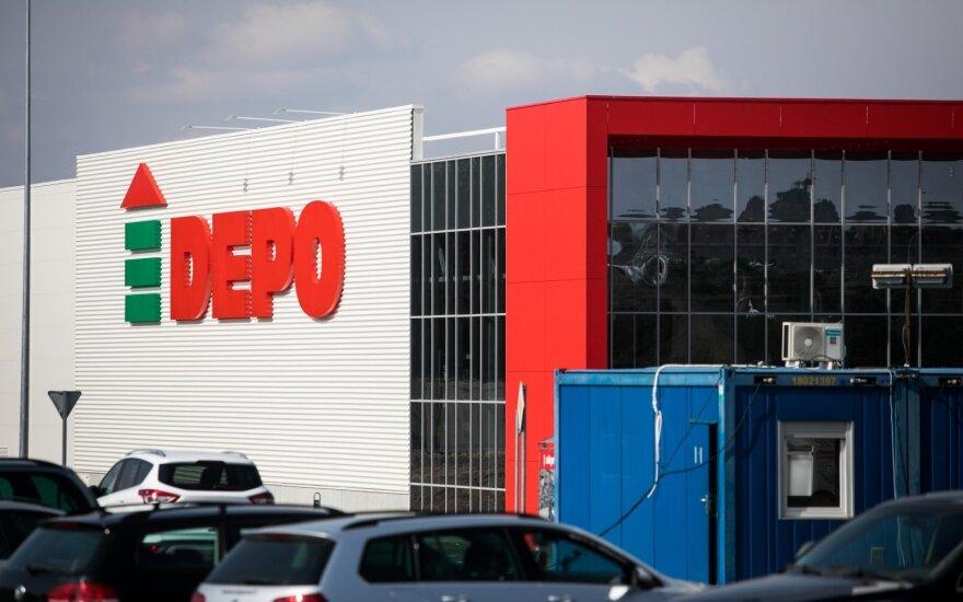Покупатели рассказали о новом Depo в Вильнюсе