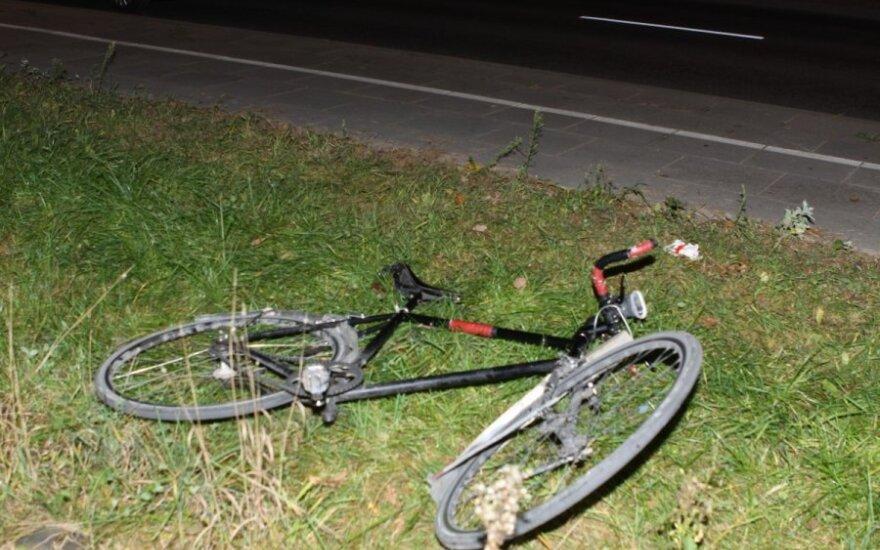 В больнице скончался 18-летний велосипедист