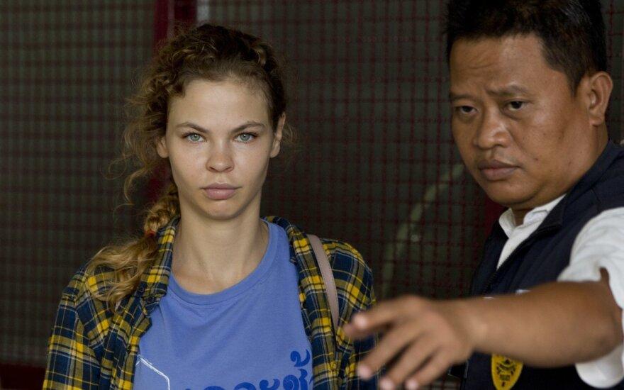 Тайский суд приговорил Рыбку и Лесли к условному сроку