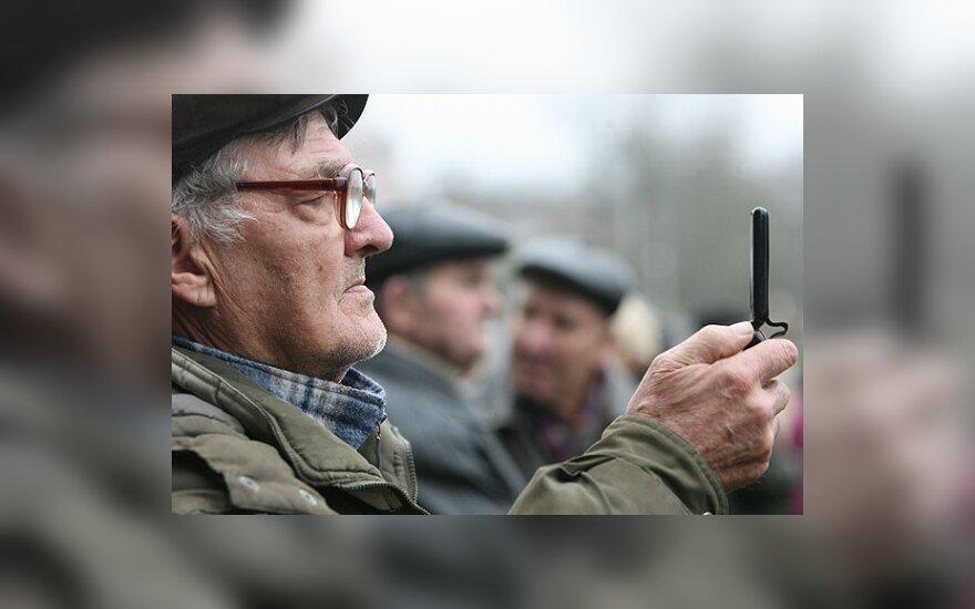 Пенсионный возраст предлагают поднимать с 2011-2012 гг.