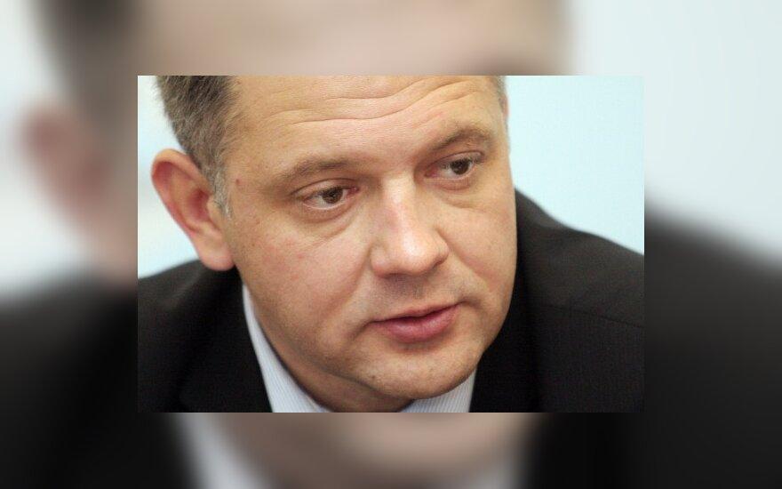 Масюлис: китайцы подтвердили, что их интересуют инвестиции в Литве