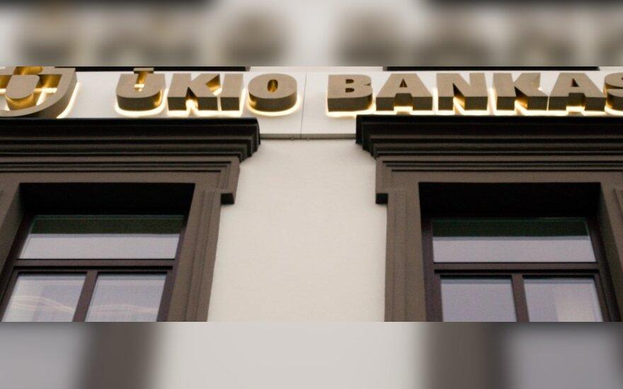 """Podejrzewa się, że w """"Ūkio bankas"""" """"wyprano"""" 13 mln dolarów"""