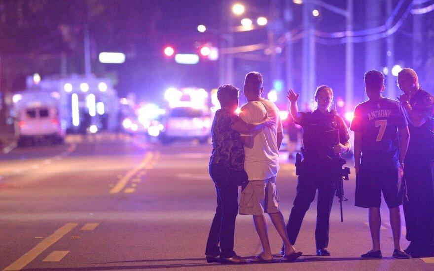 Стрельба в ночном гей-клубе Флориды: 20 убитых, более 40 раненых