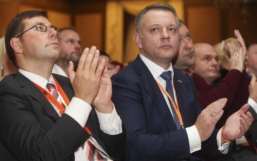 Gintaras Steponavičius, Eligijus Masiulis