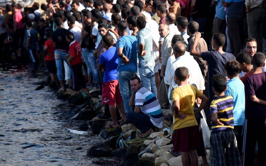 ЕС: за год удалось переселить лишь 5651 из 160 000 беженцев