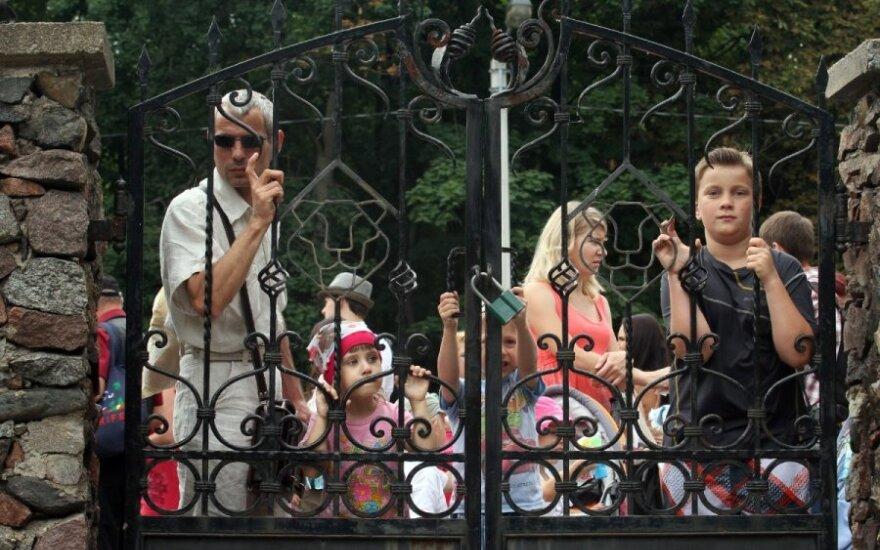 Kauno zoologijos sodas gali būti perkeltas?
