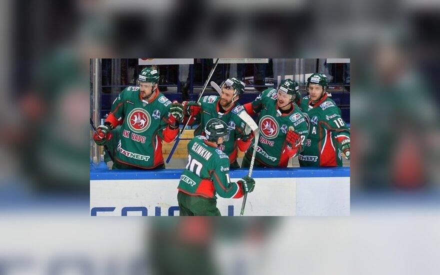 Определился последний полуфиналист Кубка Гагарина