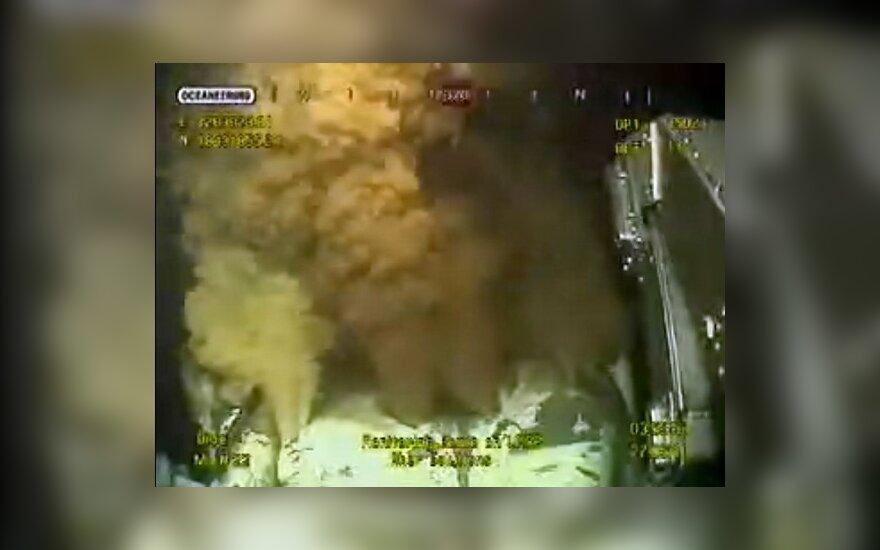 Sunday Times: BP могут на годы запретить бурение в Мексиканском заливе