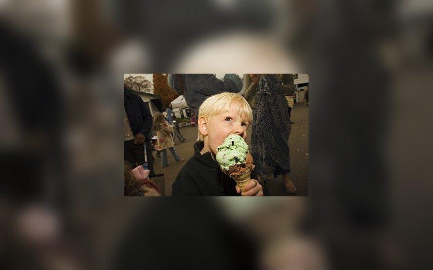 Из чего производят мороженое