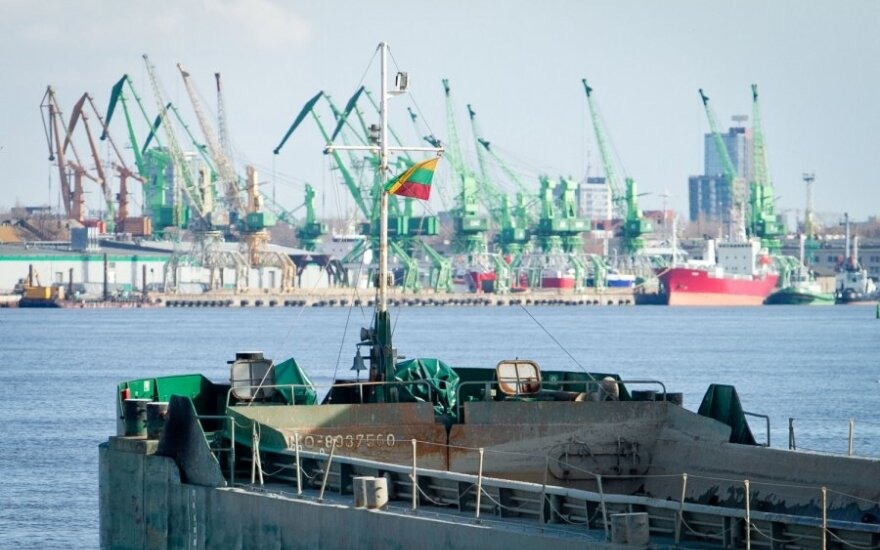 Владимир Скрипов. Нужен ли Литве новый порт?