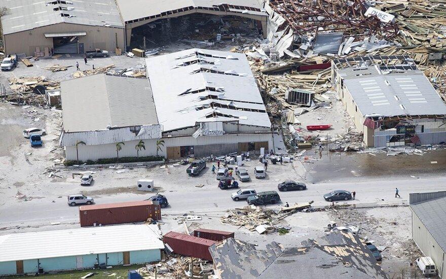 "Ураган ""Дориан"" бушует над востоком Канады"