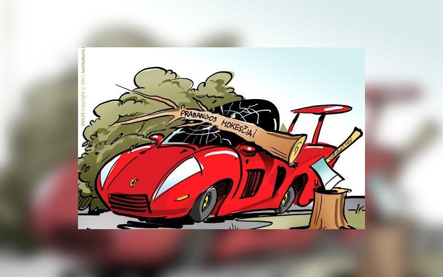 Представитель МВФ: Литве стоит подумать о более высоких налогах