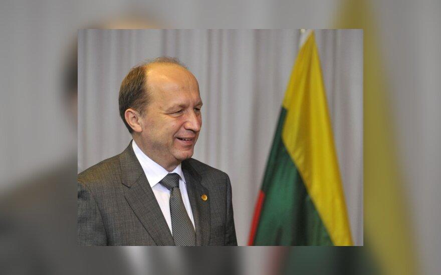 Премьер Литвы посетит Беларусь