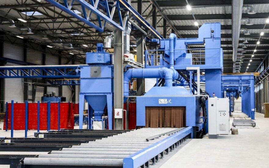 В Каунасе открылся третий завод финской компании