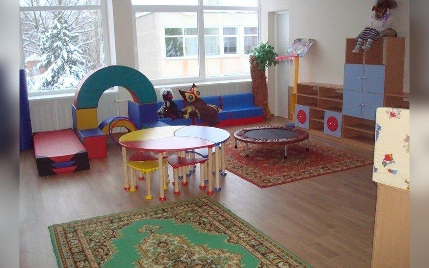 Wileńskie przedszkola nie dla dzieci spoza stolicy
