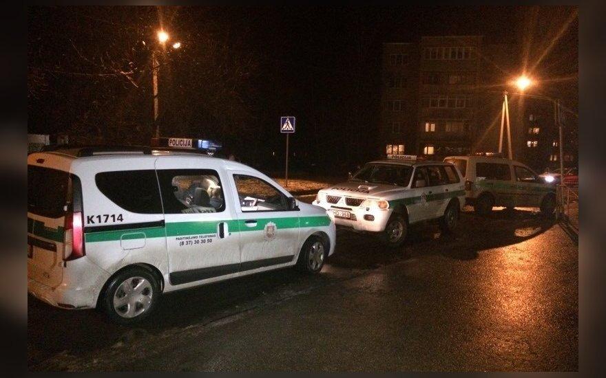 В Каунасе найдено тело мужчины, полиция обращается за помощью к обществу