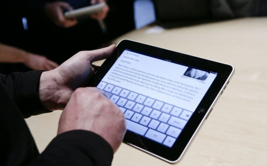 """Apple iPad"""