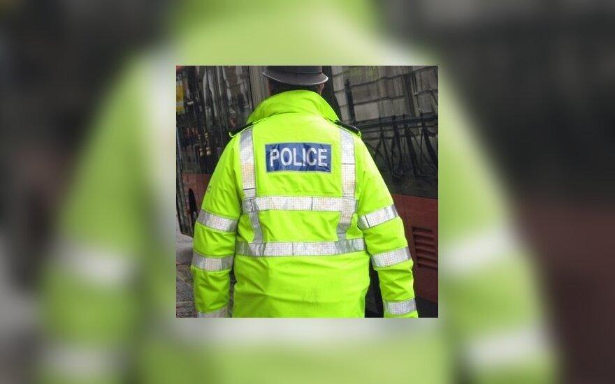 Policija Didžiojoje Britanijoje